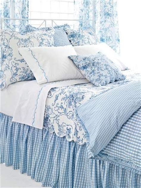 blue toile comforter 74 best french country fabrics images on pinterest