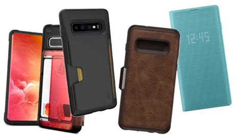 Samsung Galaxy S10 Wallet by 11 Best Samsung Galaxy S10 Wallet Cases Worth Buying 2019 Heavy