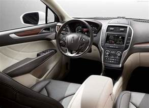 2015 Lincoln Mkc Interior 2018 Lincoln Mkc Redesign Changes Release Date Us Suv