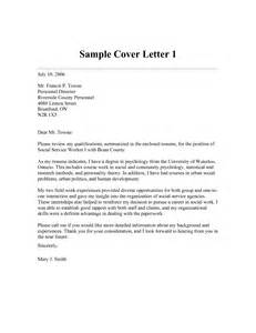Community Social Worker Cover Letter by Cover Letter Format Cover Letter Social Work Objective For Resume For Social Worker Cover