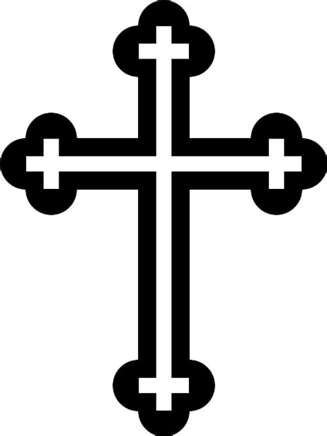 file bulgarian orthodox cross svg wikimedia commons