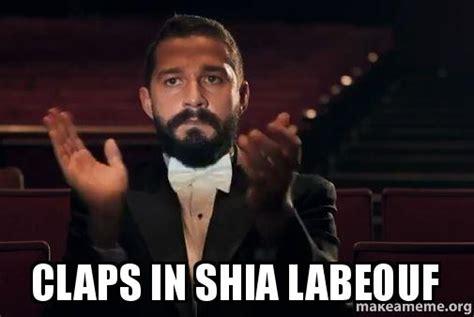 Shia Labeouf Meme - meme