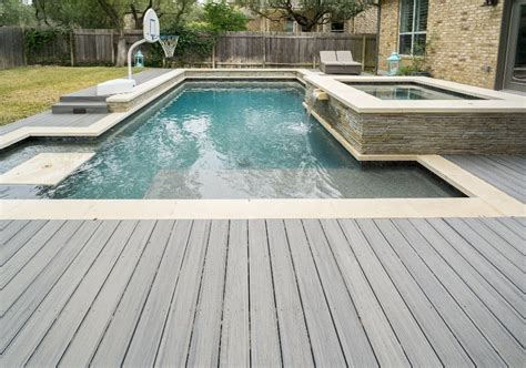 wood decking options  stay cool   summer heat