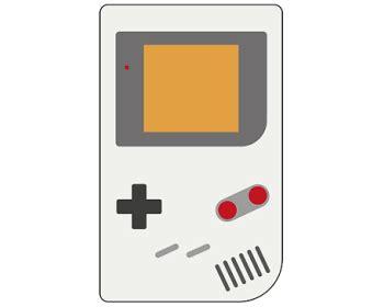 gameboy layout concept sublime de game boy