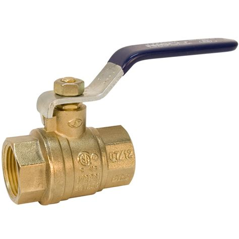 Nibco Faucet by Nibco Valve 1 1 4 Quot 600 Psi Threaded Port T Fp 600a Supply