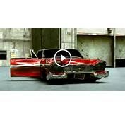 Animation Tribute To John Carpenter's 1958 Plymouth Fury Christine