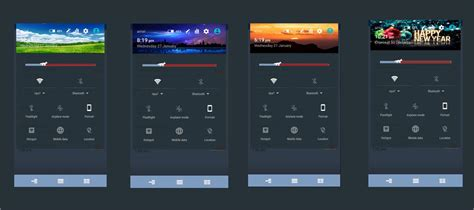 android layout header guide tutorial contextual lenox header fo android