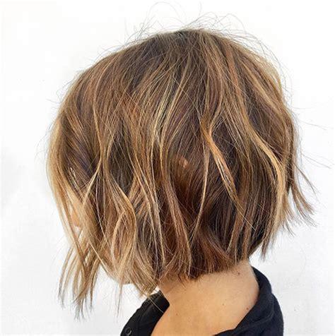 choppy bob hairstyles bob hairstyles
