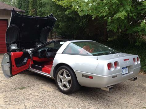 1996 Corvette Collectors Edition Specs by 1996 Corvette For Sale Michigan 1996 Corvette Coupe