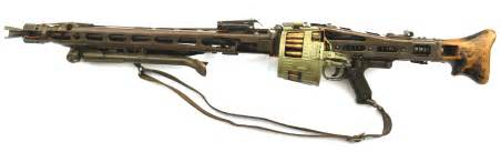 machine gun deactivated light machine guns