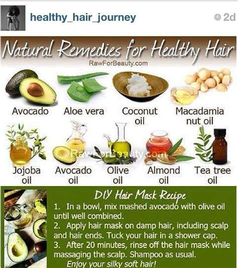 Nature Secrets Almond Strawberry Colour Care Hair Mask reality mine hair tips take 2