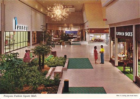 lighting stores pompano early 1970 s shopping mall pompano fashion square