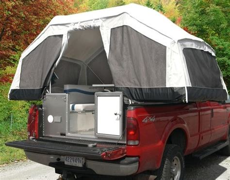 pickup truck awning canvas pick up tent very cool tent cer for a truck