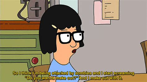 Tina Belcher Meme - 31 reasons tina belcher is the coolest teen on tv