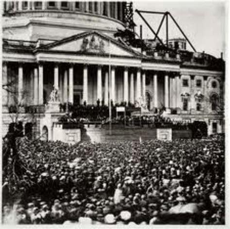president lincoln term the civil war timeline timetoast timelines
