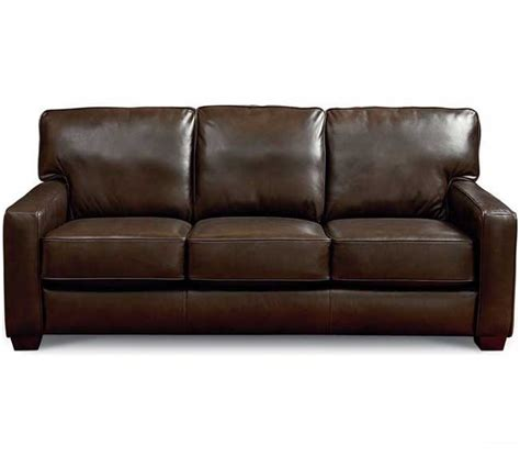 Best Leather Sleeper Sofa by Leather Sofa Bowden Leather Sofa Collection