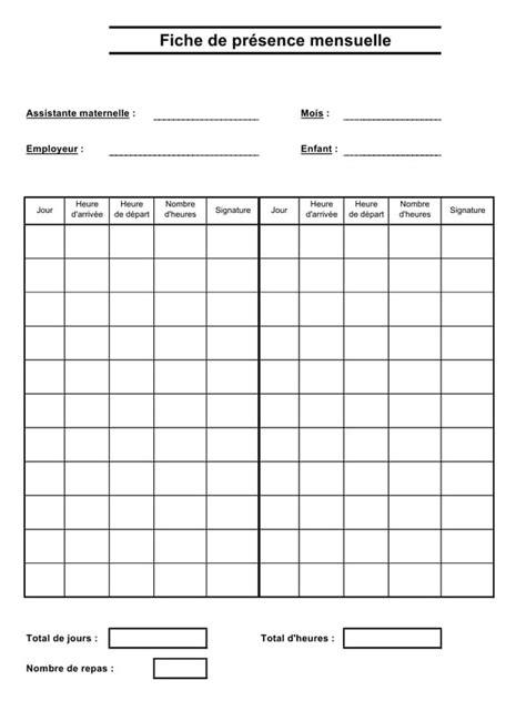 planning daccueil.xls - feuille de présence.pdf - Fichier PDF