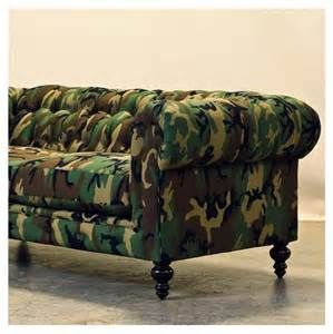 army couch camo photo of soldier in camo on couch