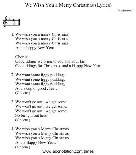 abc     merry christmas lyrics trillianmitedujcmusicabcmirrormindspring