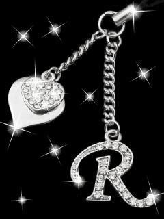 Download Alphabet R Wallpaper 240x320 | Wallpoper #955 R Alphabet Love Wallpaper