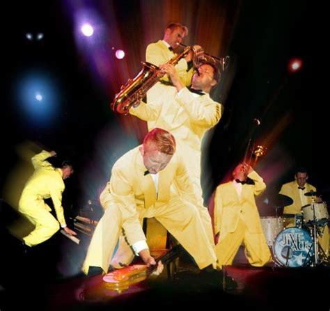 jive swing booking agent for jive aces jive swing band