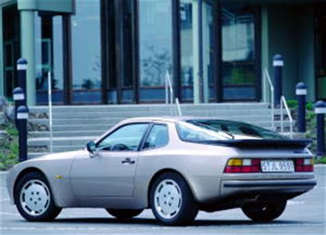 Porsche 944 Performance Figures by 1986 Porsche 944 S Specifications Stats 33693
