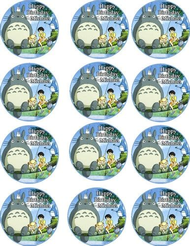 Cupcake Of The Week My Edible Totoro by 17 Best Images About Totoro On