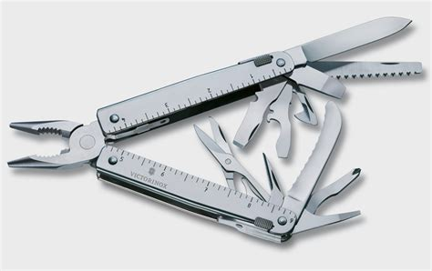 coolest tools gadgets victorinox swisstool spirit s 20 coolest most practical multi tools you can buy today