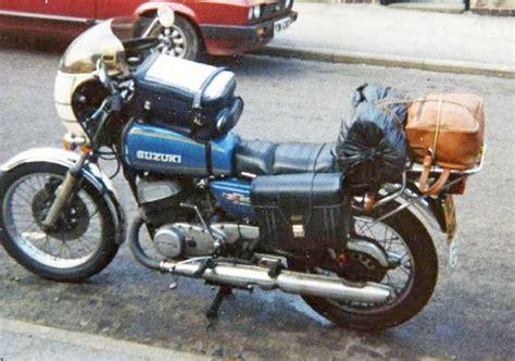 School Suzuki Touring School Suzuki Gt500 Lovely Bike Tt2