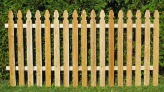spaced picket fence hightech fence
