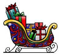 imagenes de navidad trineos trineo de regalos navidad imagenes clipart dibujos