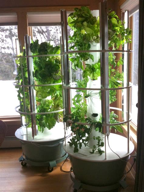 Apartment Kitchen Design Ideas by Tower Garden Sioux Creek Wellness