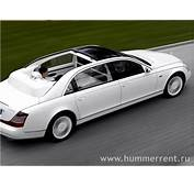 Update Maybach 62 Landaulet Goes Into Production
