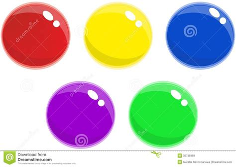 basic color transition for your video royalty free bubbles stock image image of toys graphics button