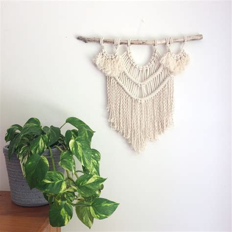 macrame pattern for wall hanging beginner friendly diy