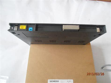 Simatic S7 400 Cpu 6es7414 4hm14 0ab0 Siemens siemens sm431ai simatic s7 400 cpu 6es7431 1kf10 0ab0 ec91107763