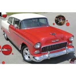 chevy windshield tinted shaded sedan or wagon 1955 1956