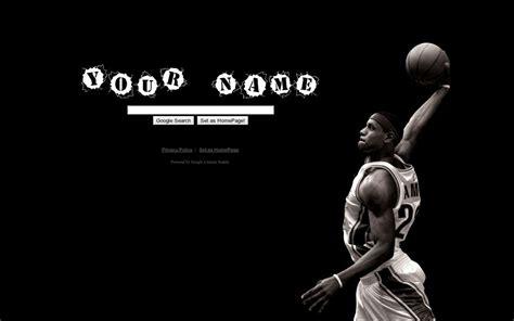 google themes basketball lebron james basketball google theme