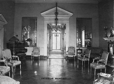 Monticello Interior by Monticello Interior Photograph Wisconsin Historical Society