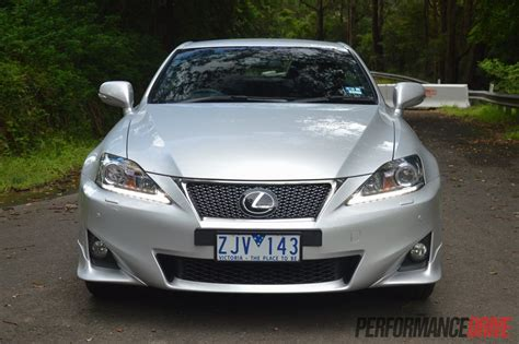 lexus sport 2013 2013 lexus is 250 c f sport review video performancedrive