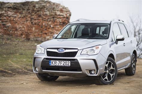 subaru forester 2015 xt subaru forester 2 0xt platinum test project automotive