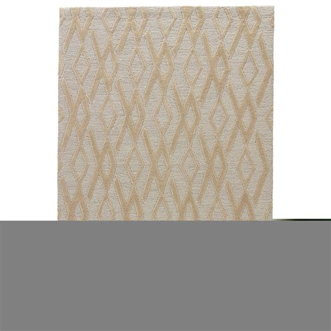 Contemporary Geometric Pattern Gray Neutral Polyester Area Walmart Area Rugs 5x7