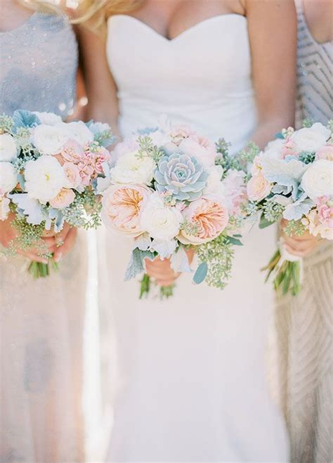 Bridesmaid Flowers by Rustic Blush Arizona Wedding Wedding