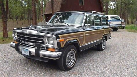 jeep wagoneer for sale 1990 jeep grand wagoneer for sale