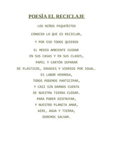 poesias cortas del medio ambiente poesia al medio medio ambiente corta calam 233 o poesia