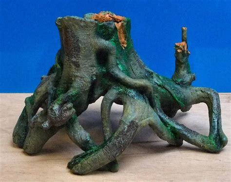 Large Aquarium Decorations by Tree Root Stump Large Aquarium Ornament Fish Tank Bowl