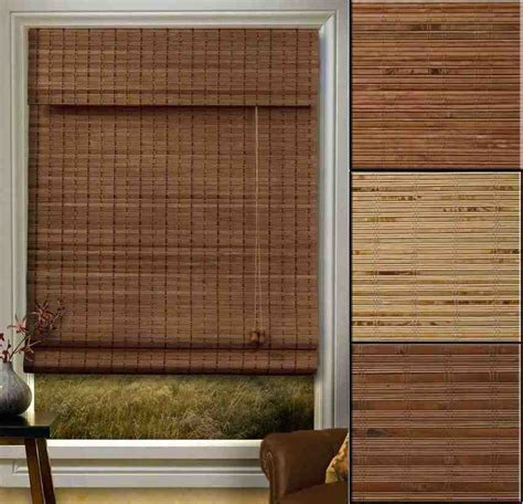 Ideas For Style Selections Blinds Design Outdoor Bamboo Blinds Outdoor Decoration Ideas Within Bamboo Blinds Decor Decor