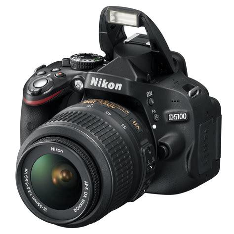 reflex camaras digitales c 225 mara r 233 flex digital nikon d5100 objetivo 18 55 mm vr
