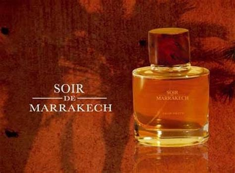 Les Parfum soir de marrakech les parfums du soleil perfume a fragrance for and 2004