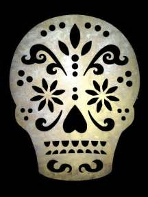 dia de los muertos pumpkin template sugar skull stencil for dia de los muertos stuff i